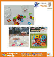 home household products wine glass plate clips