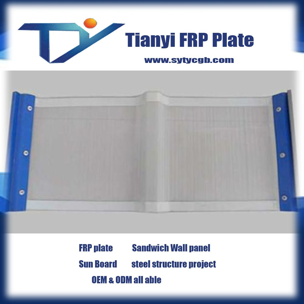 New 760 good anti-aging performance aluminum roof panel
