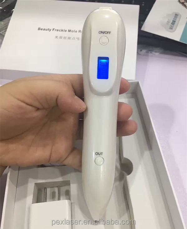 2016 Most Popular Germany Electric Facial Plasma Spot Removal Pen