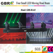 led moving head 80w/led small moving head light
