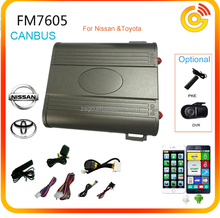Car Alarm System Manual With OBD socket easy to install,vehicle tracking system