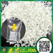 pvc compound granules for pvc Medical infusion bag raw material