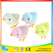 Hot Sale colorful wind up toy motor chick for kids