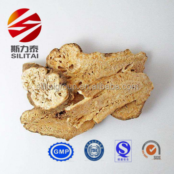 Natural Chinese Herb Cang Zhu/Rhizoma Atractylodis Slices