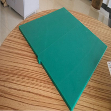 UHMWPE or PE plastic round cutting board with variety model