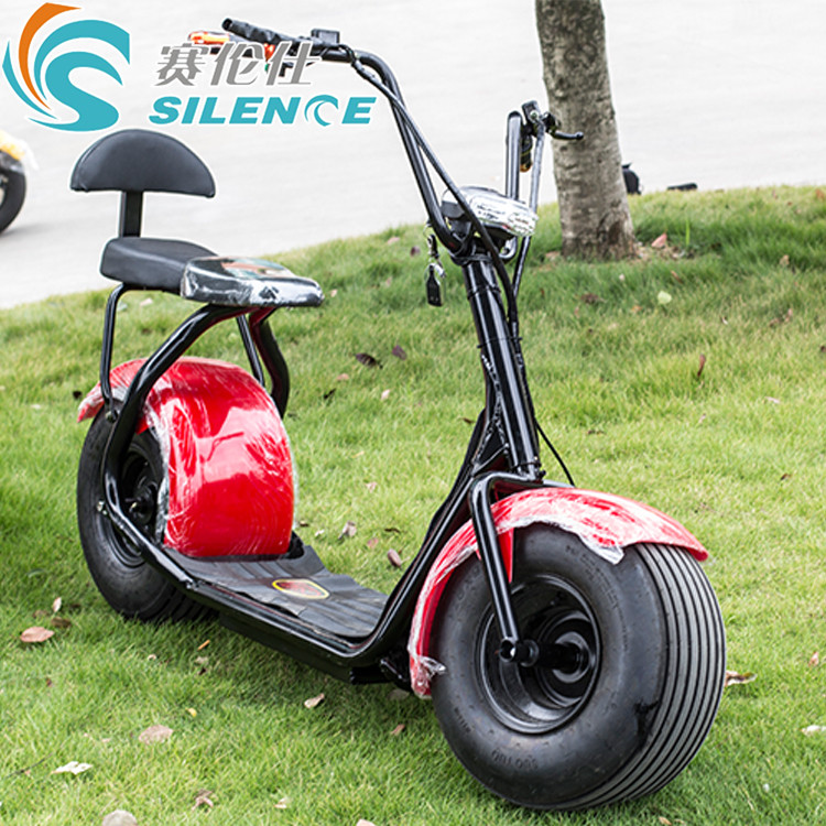 Popular Cheap Electric Scooter Motorcycle Citycoco City Bike