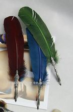 Deluxe Italian Feather QUILL fountain pen