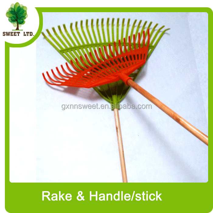 2016 wholesale rake gardening tool with cheapest wooden for New gardening tools 2016