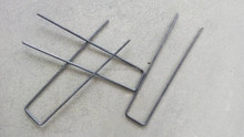 Anchor Pins for Frost Cloth, Weed Mat, Dog Fence, Landscape sod staples