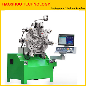 Compression Spring Tension Spring Torsional Spring Forming Machine