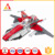 kids favorite colorful mini 3d plastic enlightenment toy building block for the space shuttle