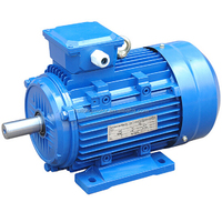 three phase induction motor price fan motor manufacturer ALY2-132M-4
