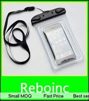2014 hot sale for iphone 5 pvc phone waterproof bag case/cell phone waterproof case