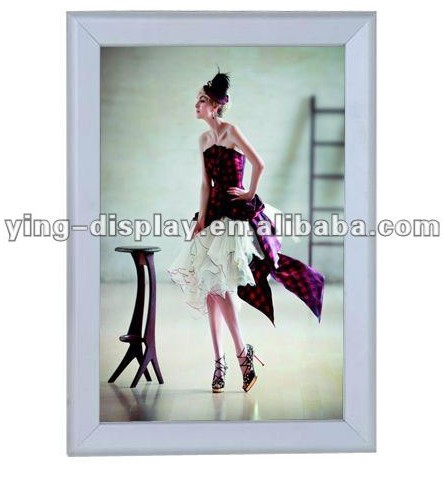 Black wood picture photo frame wholesale for trade show