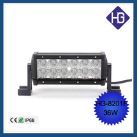 High quality 6.5 inch 36W led work light off-road auto accessories