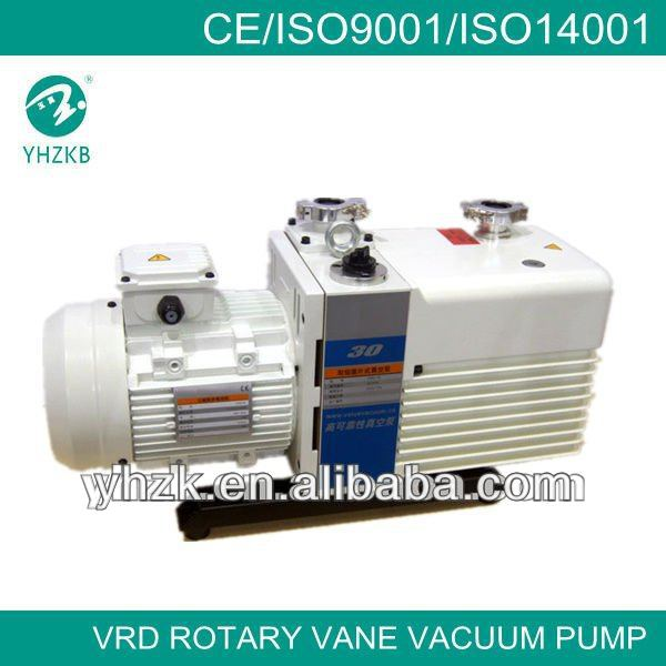 small vacuum pumps with adjustable gas ballast design