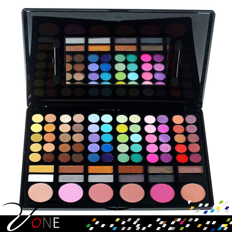 78 colors Professional Makeup Eyeshadow Palette 78 Color maquiagem Make up Set Matte & Shimmer Eyeshadow Powder