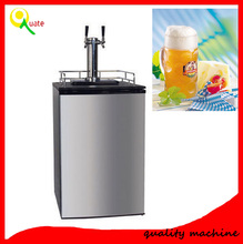 Beer Dispenser with single or dual tap, Digital Temperature Control kegerator