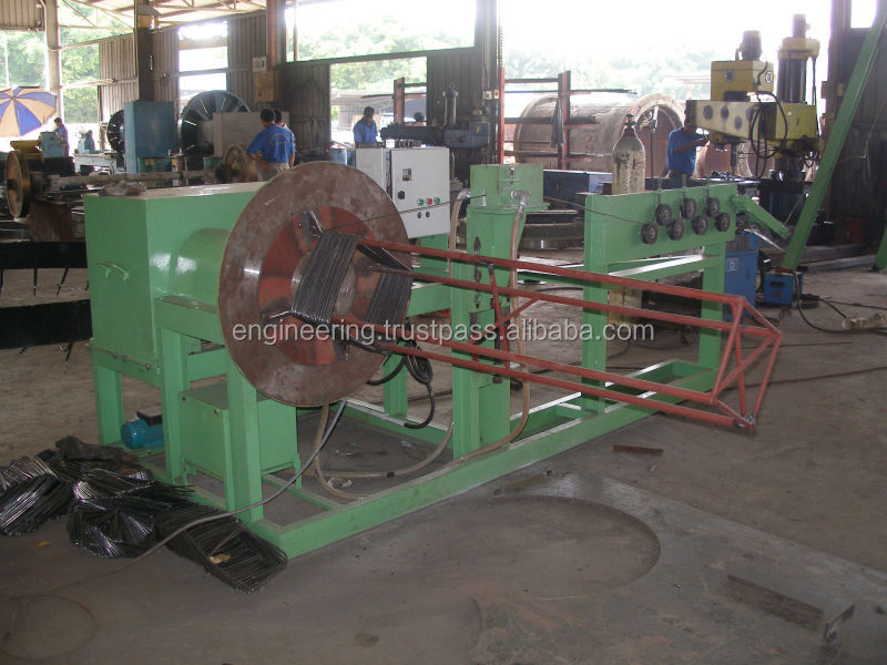 Model: SPL 15 Square Pile Link Machine (Made in Malaysia)