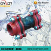DN50 Hypalon SS Union Connection Rubber Expansion Joint