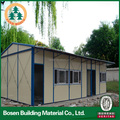 exporting galvanized sandwich panel prefabricated building house