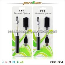 Best selling electronic cigarette ego t ce4 atomizer, ego-t ce4 clearomizer,free sample from ecig manufacturer China