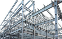 Apartment high rise steel structure building for residential