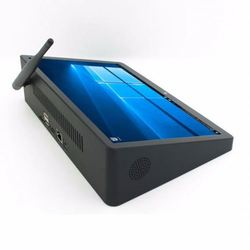 Factory of 10.8 Inch 1920 1280 PIPO X10 Mini PC Win dows 10 Z8300 Quad Core 4G+64G 10000mAh Battery Better than X9S