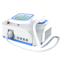 Mobile Movable Color Touch Screen Medical CE Hair Removal 808nm Diode Laser Germany