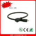 Micro usb extension cable micro usb B Male to female extender Cable