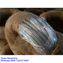 Q195 Low Carbon Galvanized Binding Wire, Low Price Electro Iron Galvanized Wire GW--108D