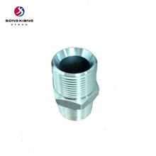 bsp to npt thread adapters straight pipe fittings adapter