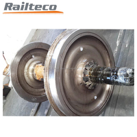 AAR Wheel Set for Railway Train