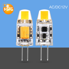g4 led 12v 100lm 1.5w led g4 bulb light candle lamp
