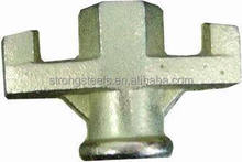 Top Quality 15*10mm Wing Nut for Tie Rod/ Formwork Galvanized Wing Nut