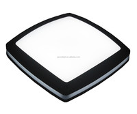 IP65 15W 24W microwave led motion sensor ceiling light with emergency function