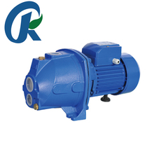 JDW SELF-PRIMING PUMP SELF-PRIMING CENTRIFUGAL PUMPSSUITABLE FOR SUCTION FROM DEEP WELLS IS DRAWN INTO THE PUMP