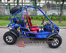 300cc off road gas two seat go kart /dune buggy