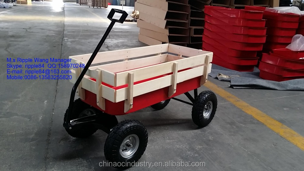 hand trolley TOOL CART TC2017 folding wagon