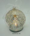 High Quality Glass Angel Hanging Ball with LED light