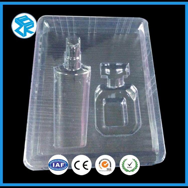 Disposable Plastic Custom Customized Clamshell Blister Tray Trays For Premium Gifts