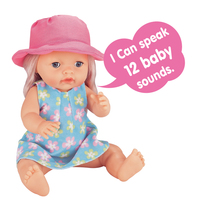 high quality 16 inch can drink pee reborn doll with accessories