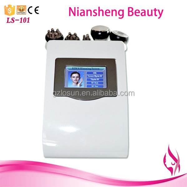 Niansheng beautiful weight loss/eaccent ultra beautiful slimming machine for sale