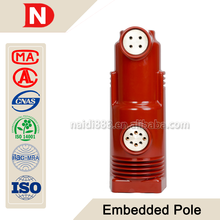 vacuum interrupter EMBEDDED POLE for Vacuum Circuit Breaker parts of vacuum circuit breaker