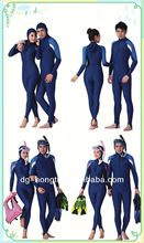 2-5mm neoprene fashionable high quality long john wetsuit 5mm