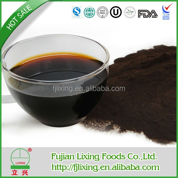 2016 Instant black tea powder