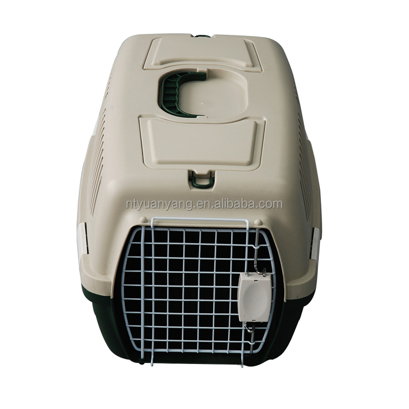 Ventilative Portable Cheap plastic dog kennel