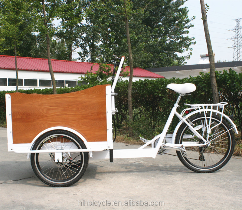 reverse trike family cargo used tricycle for sale