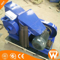 forestry bamboo wood crusher hammer machine