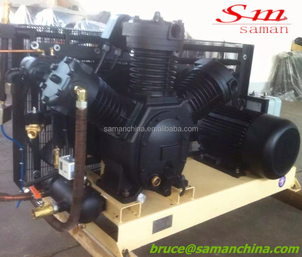 2HP D Series piston oil free air compressor